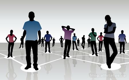 Кому или чему служат социальные сети?